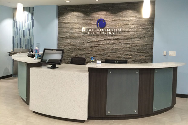 Chad Johnson Orthodontics Blakeney Reception